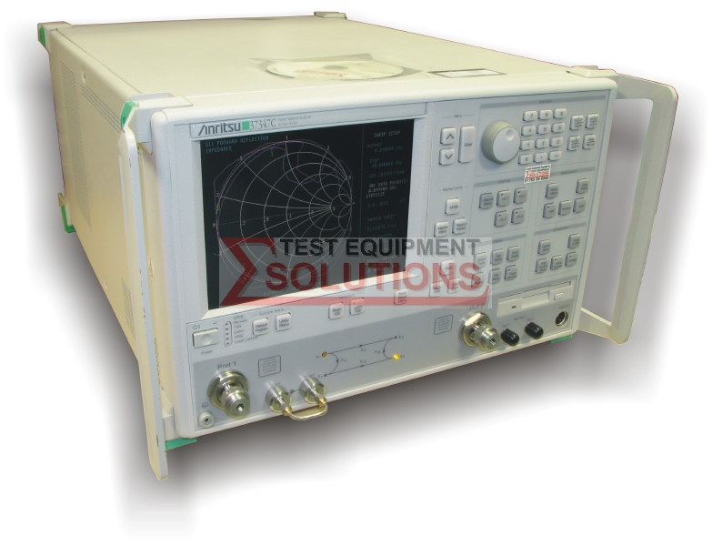 Anritsu 37377C 40MHz-50GHz Vector Network Analyser
