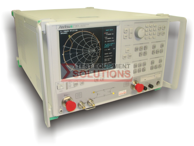 Anritsu 37397C 40MHz - 65GHz Vector Network Analyzer