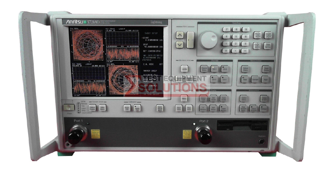 Anritsu 37397D 40MHz - 65GHz Vector Network Analyser