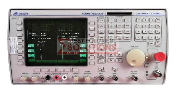 Aeroflex-IFR-Marconi 2965A - Buy Refurbished Used or Rent at UK's