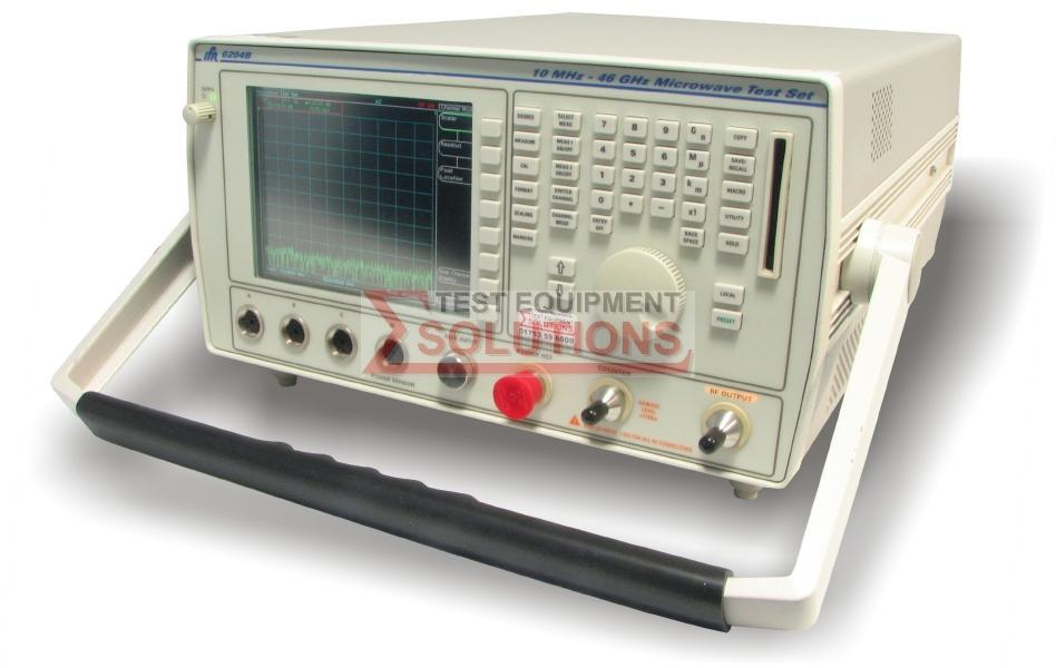IFR 6204B 46GHz Microwave Test Set