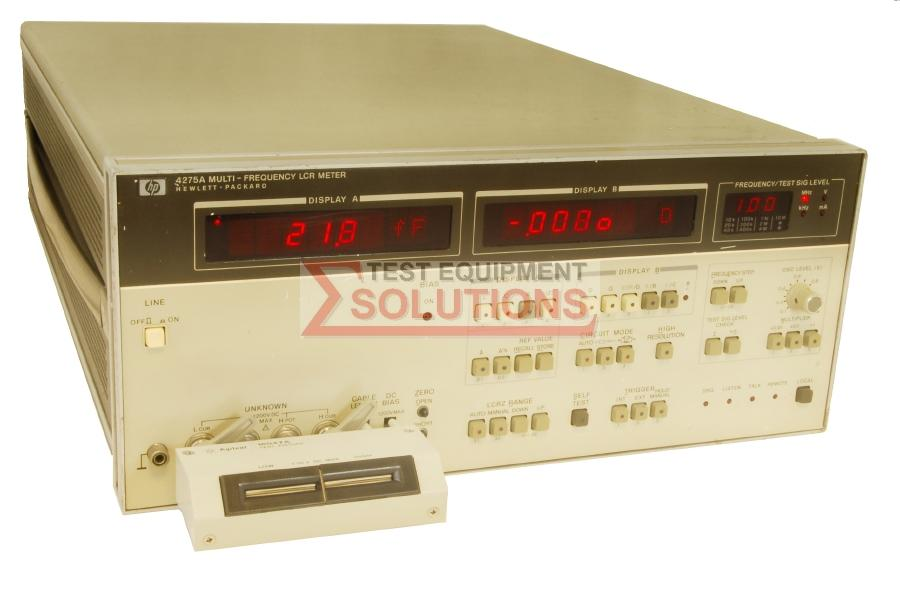 Keysight (Agilent) 4275A 10MHz Multi-Frequency LCR Meter