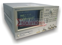 Keysight (Agilent/HP) 4395A 500MHz Network Spectrum Analyser