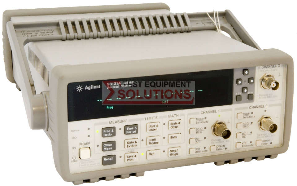 Keysight (Agilent) 53131A 225MHz 10 Digit Universal Counter