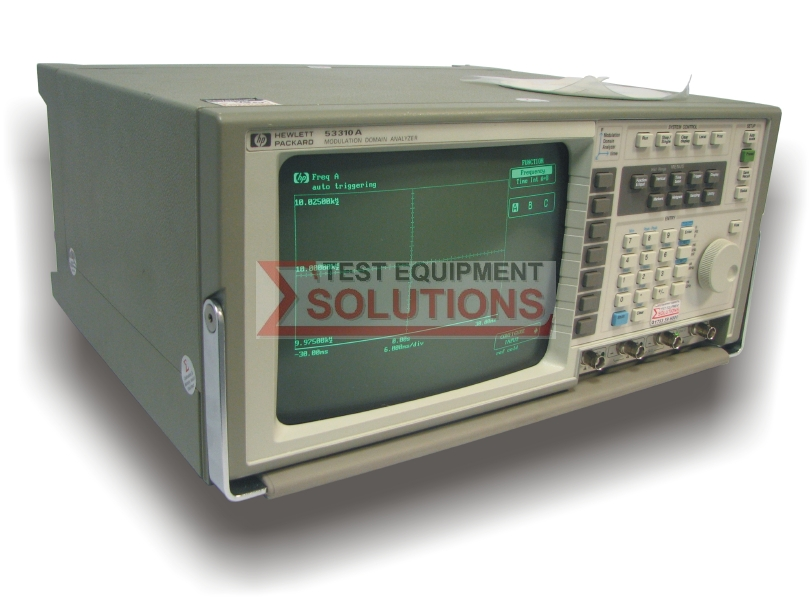 Keysight (Agilent) 53310A 200MHz Modulation Domain Analyser