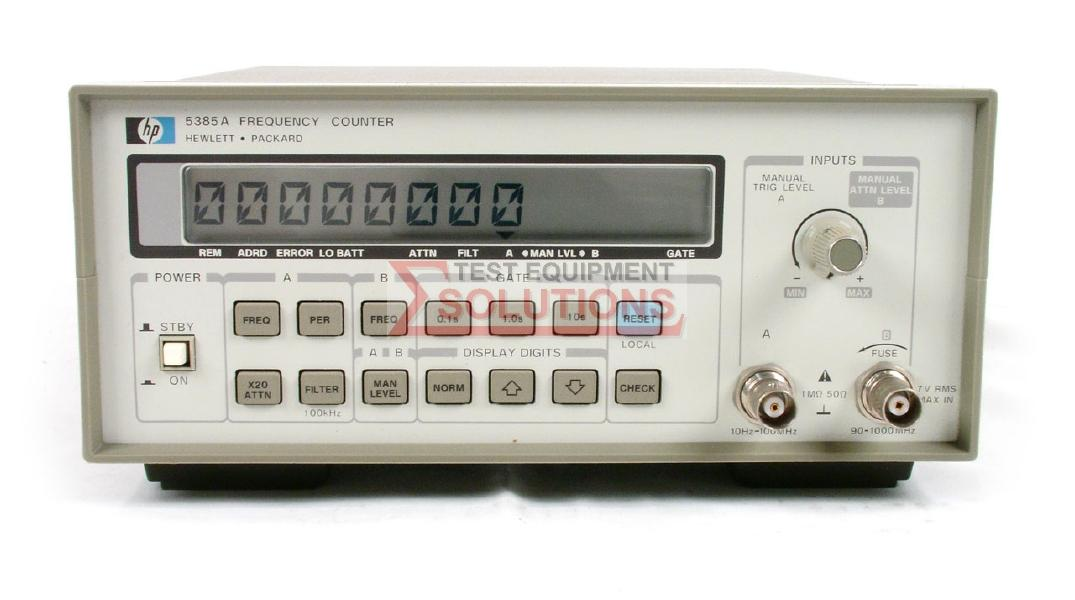 Keysight (Agilent) 5385A 1GHz Frequency Counter