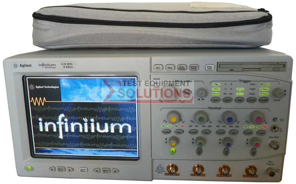 Keysight (Agilent) 54846A 4 Channel 2.25GHz 8GS/S Infinium Scope