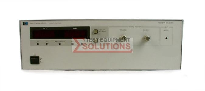 Keysight (Agilent) 6010A 200V 17A 1200W DC Power Supply
