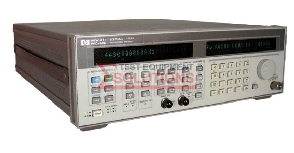 Keysight (Agilent) 83751A 2-20GHz Synthesised Sweeper