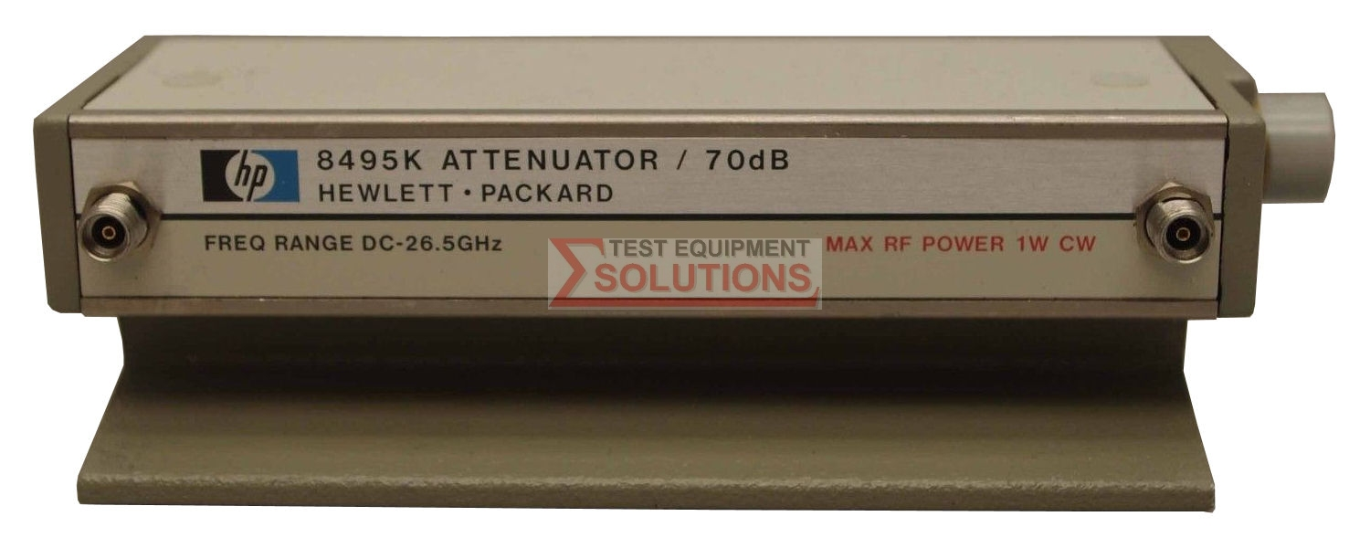 Keysight (Agilent) 8495K Step Attenuator 26.5GHz