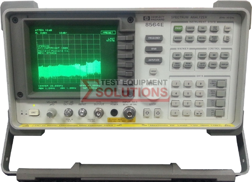 Keysight (Agilent) 8564E 40GHz Spectrum Analyser