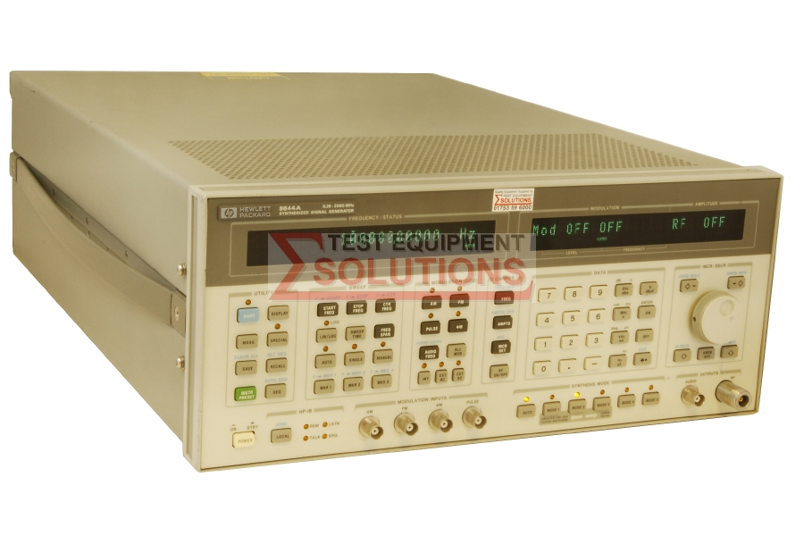 Keysight (Agilent) 8644A 1GHz Synthesised Signal Generator