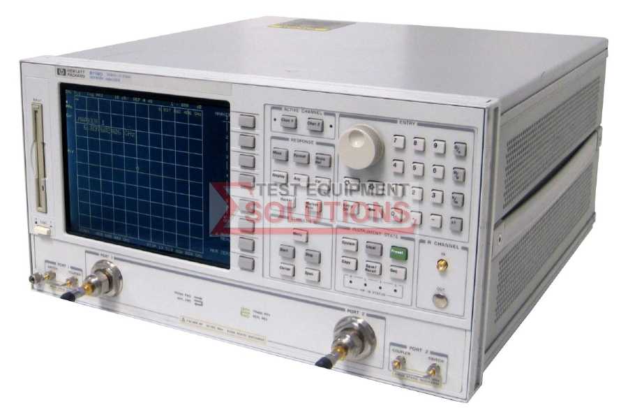 Keysight (Agilent) 8719D 13.5GHz Vector Network Analyser C/W S Param