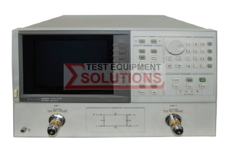 Keysight (Agilent) 8720C 20GHz Vector Network Analyser