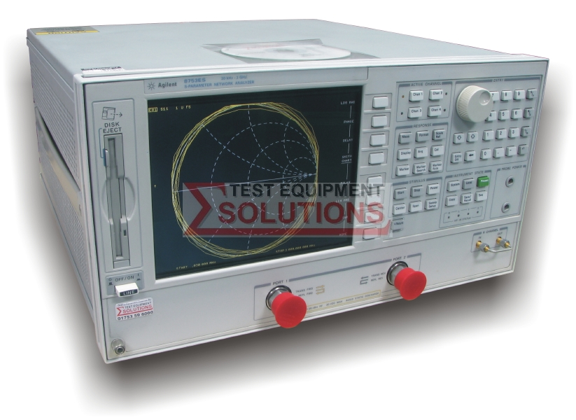 Keysight (Agilent) 8753ES 3GHz Vector Network Analyser