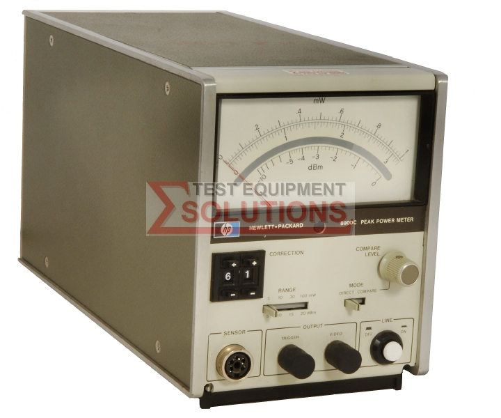 Keysight (Agilent) 8900C Peak Power Meter