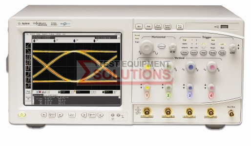 Keysight (Agilent) DSO81204B 4 Channel 12GHz Digital Storage Scope