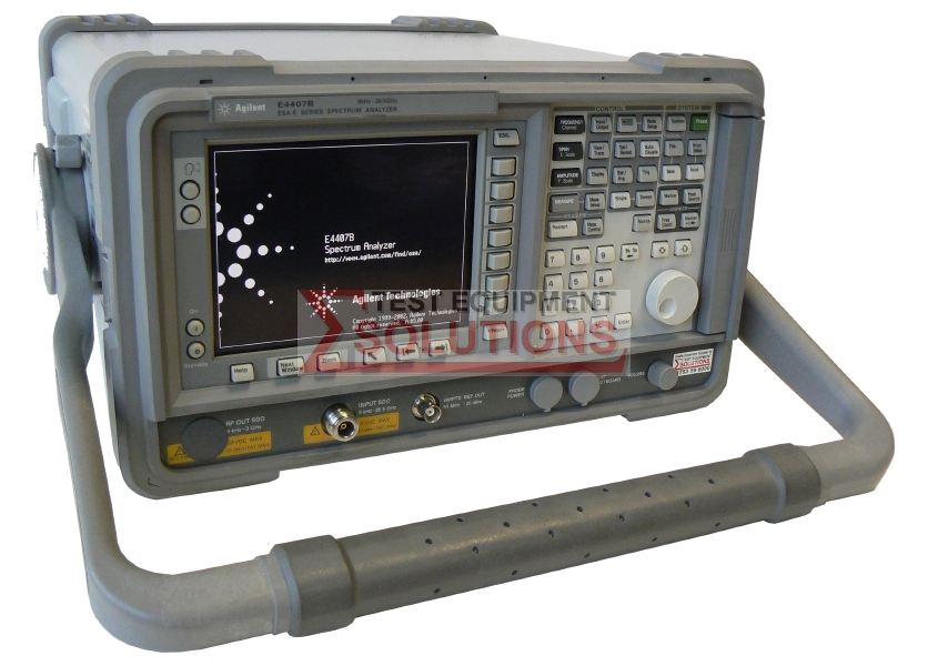 Keysight (Agilent) E4402B 3GHz Spectrum Analyser
