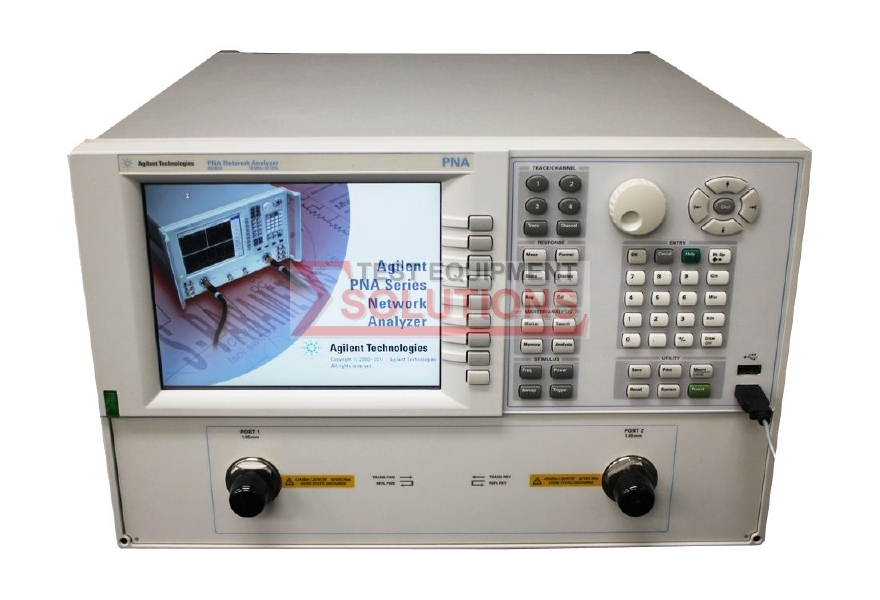 Keysight (Agilent) E8361C 67GHz PNA Vector Network Analyser