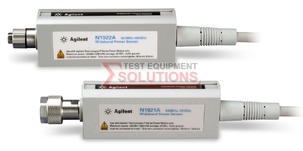 Keysight (Agilent) N1921A 50MHz-18GHz Wideband Power Sensor