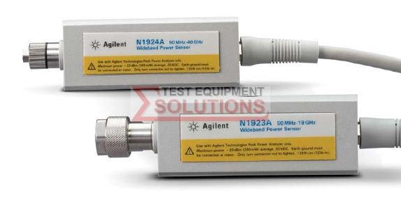 Keysight (Agilent) N1923A 50MHz to 18GHz -35 to +20dBm Wideband Power Sensor