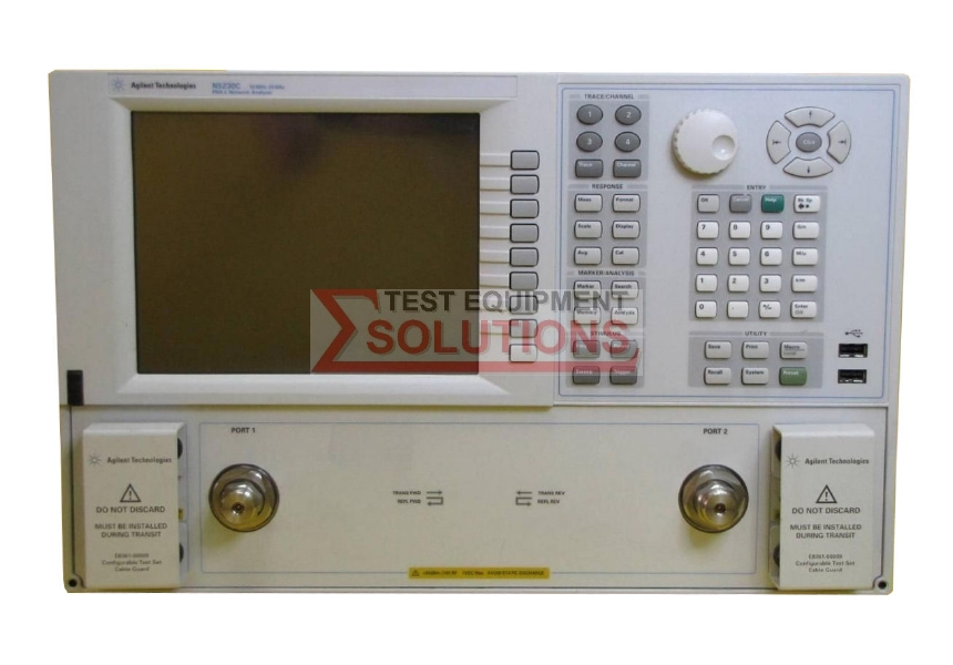 Keysight (Agilent) N5230C PNA-l Network Analyzer (configurable)