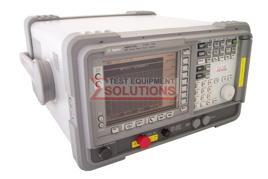 Keysight (Agilent) N8973A 3GHz Noise Figure Analyser