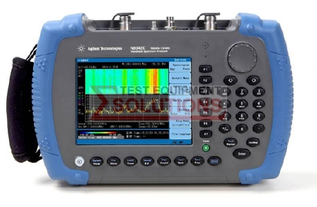 Keysight (Agilent) N9342C 100kHz To 7GHz Handheld Spectrum Analyzer
