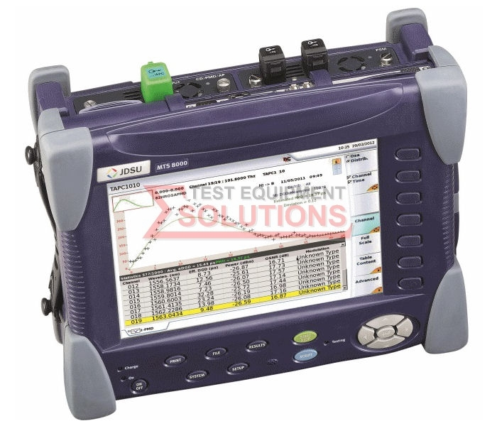 JDSU MTS-8000 - Buy Refurbished Used or Rent - Test ...