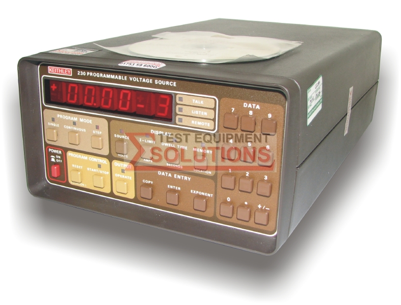 Keithley 230 Voltage Source