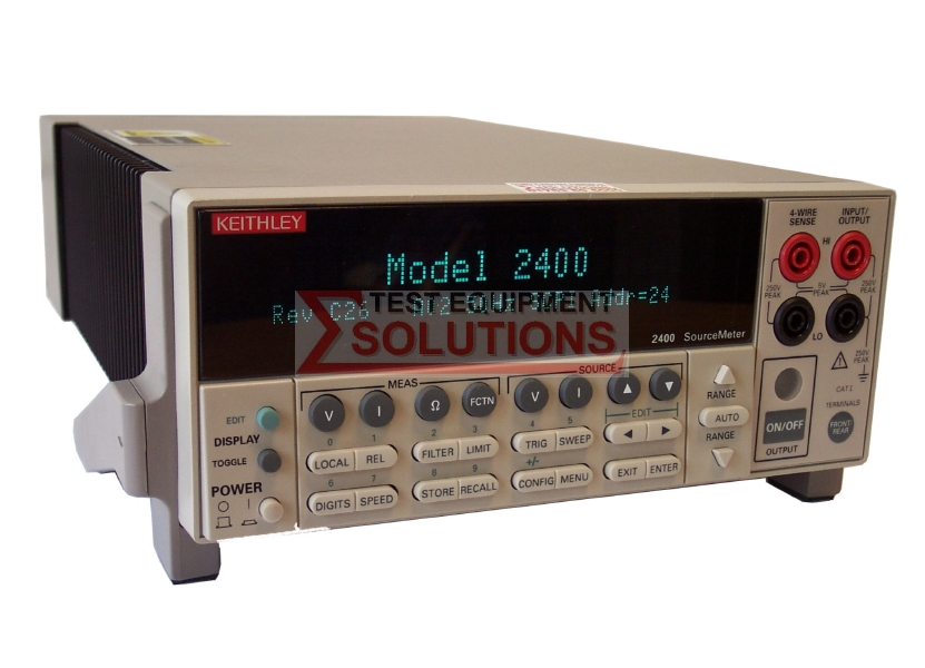 Keithley 2400 200V 1A 20W Digital Sourcemeter