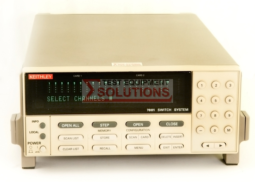 KEITHLEY 7001 600H