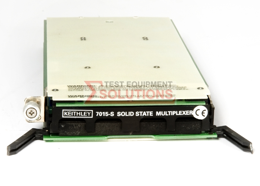 Keithley 7015-S 40-channel Solid State Multiplexer