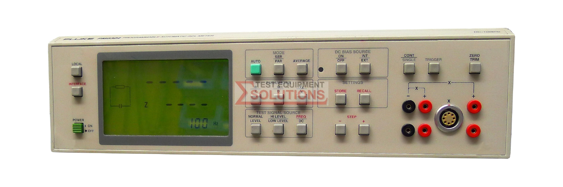 Philips PM6304 100KHz LCR Meter