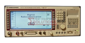 Rohde & Schwarz CMD60 DECT Radio Comms Test Set