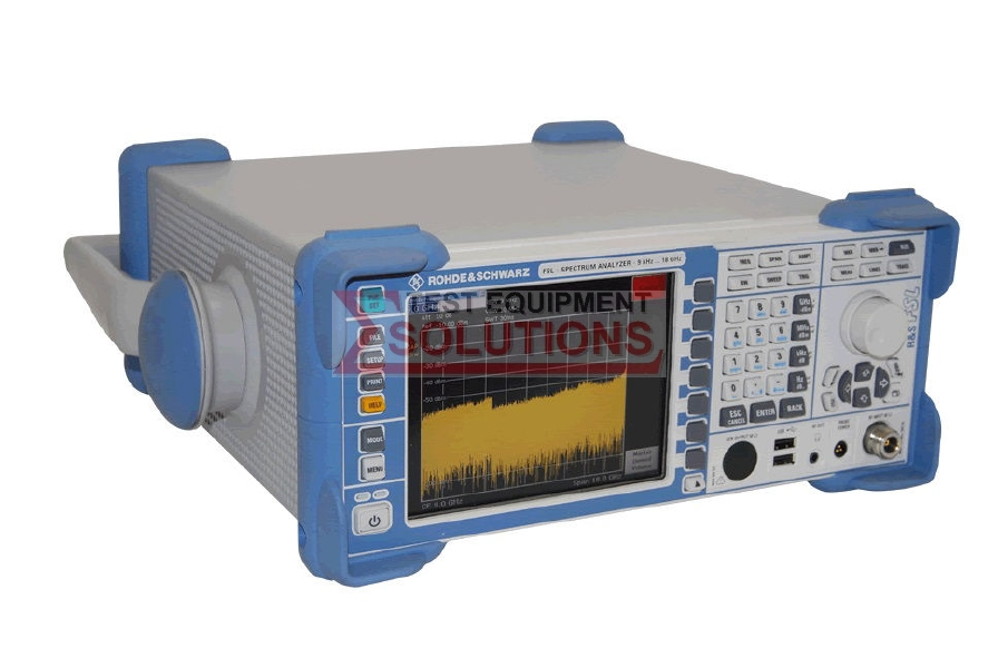 Rohde & Schwarz FSL18.28 9kHz To 18GHz Spectrum Analyzer with TG