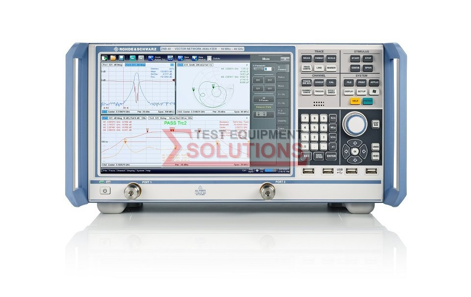 Rohde & Schwarz ZNB20 20GHz Vector Network Analyzer, 3.5mm(m) (1311.6010.62)