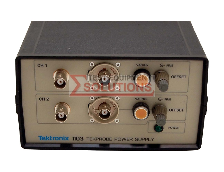 Tektronix 1103 Tekprobe Power Supply