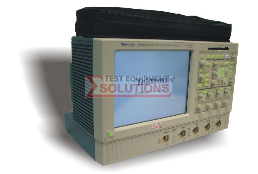 Tektronix TDS5104B 1GHz 5GS/s 4 Channel Digitising Scope