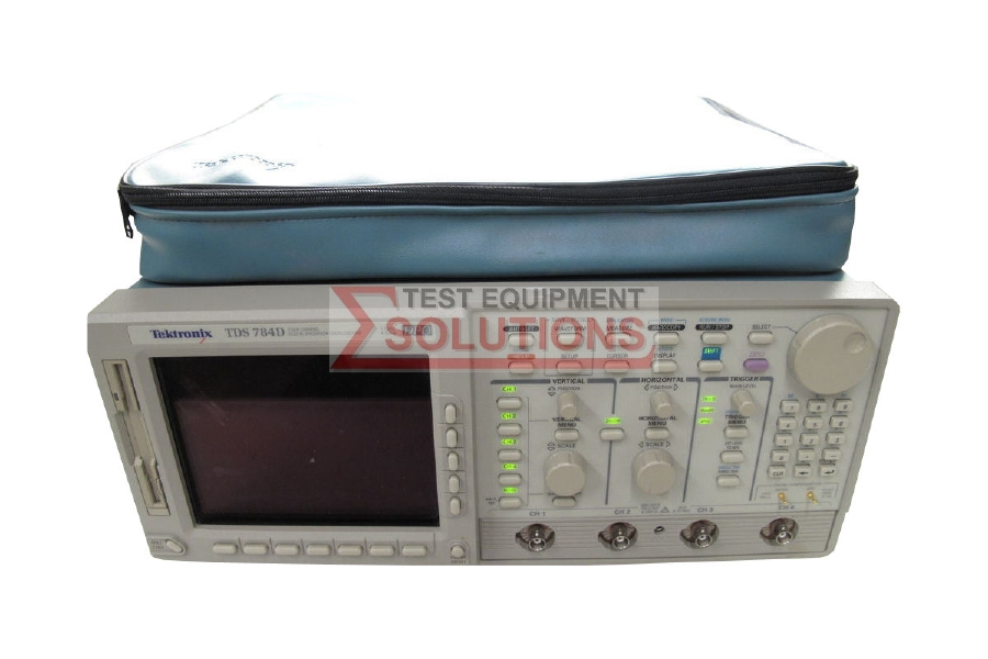 Tektronix TDS784D 4 Channel 1GHz 4GS/S Digitising Scope