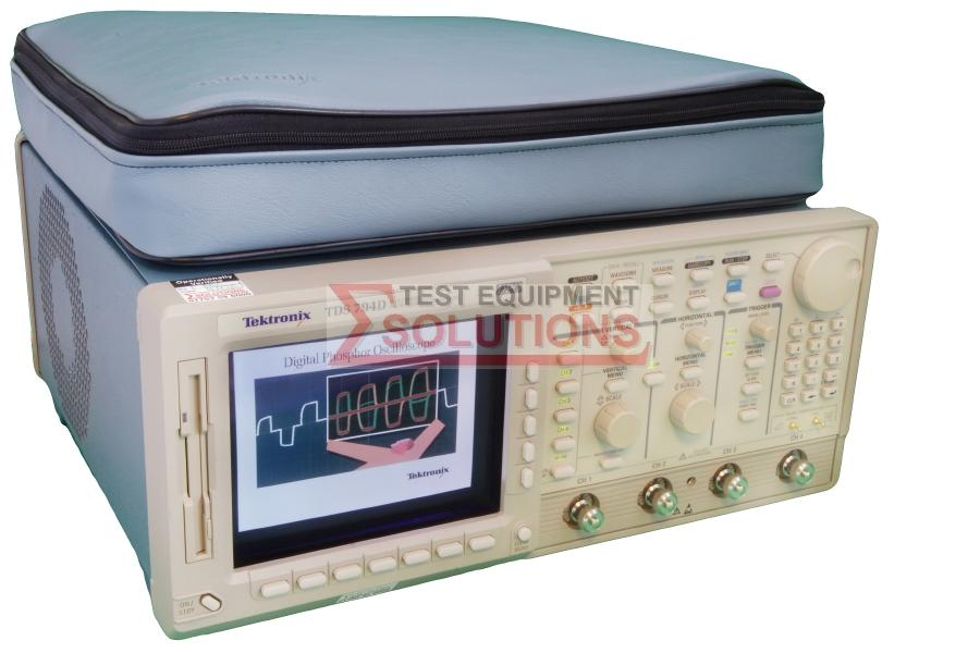 Tektronix TDS794D 4 Channel 2GHz 4GS/S Digitising Scope
